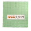 BiggDesign B.C.3000 Geyik 2Li Çay Seti Kahve - Turkuaz. ürün görseli