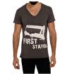 Biggdesign T-Shirt First Station . ürün görseli