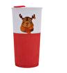 BiggDesign Geyik Desen Mug. ürün görseli
