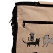 Biggdesign Cats Koleksiyon Evrak Çantası. ürün görseli