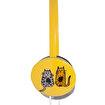 Biggdesign Cats Sarı Kulaklık. ürün görseli