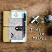 Biggdesign Mr. Allright Man Keçe Pasaport Kabı. ürün görseli