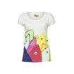 Biggdesign Bereket Balıkları Kadın T-Shirt. ürün görseli