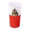BiggDesign Pistachio Kırmızı Mug. ürün görseli