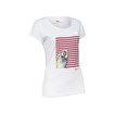 Biggdesign Pistachio Çizgili Kadın T-Shirt. ürün görseli