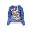 Biggdesign Owl And City Sweatshirt. ürün görseli