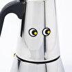 Biggdesign Owl And City Çelik Espresso Kahve Makinesi. ürün görseli