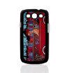 BiggDesign Galaxy S3 Siyah Kapak Arabalı Kız. ürün görseli