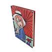 BiggDesign Şemsiyeli Kız Defter 14X20. ürün görseli