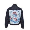 Anemoss Denizci Kız Kot Ceket. ürün görseli
