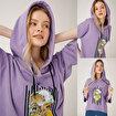 Biggdesign Nature Doğa Kadın Sweatshirt. ürün görseli