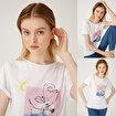 Biggdesign Faces Dreamer Kadın T-Shirt. ürün görseli