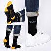Biggdesign Moods Up 7 li Erkek soket  çorap. ürün görseli