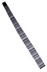 Biggfashion Siyah Desenli Örme Kravat. ürün görseli