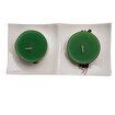 Biggdesign Tealight Mum Seti – Yeşil. ürün görseli