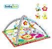 Babyjem Oyuncaklı Oyun Minderi Hayvanat Bahçesi. ürün görseli