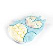 Babyjem Kiraz Çekirdekli Mavi Baykuş Yastık . ürün görseli