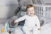 Babyjem Bebek Termosu 350Ml Mavi. ürün görseli