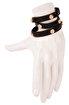 Biggbijoux Hathor Taşlı Yılan Deri Bileklik-Siyah Renkli. ürün görseli