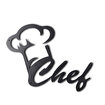Bystag BYSM-109 Chef Metal Duvar Dekoru. ürün görseli