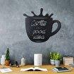 Bystag BYSM-112 Coffee Glass Metal Duvar Dekoru. ürün görseli