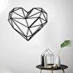 Bystag BYSM-131 Heart Metal Duvar Dekoru. ürün görseli