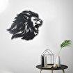Bystag BYSM-154 Roar Lion Metal Duvar Dekoru. ürün görseli