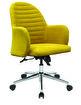 Casella Vito Vt 01 Ofis Sandalyesi Sarı. ürün görseli