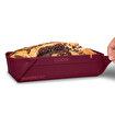 Coox L beden Koyu Kırmızı Pasta-kek Kalıbı. ürün görseli