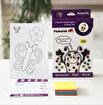 Peluria Pelür Kağıdı Etkinlik Seti - Butterfly. ürün görseli