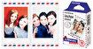 Fujifilm Instax Mini Air Mail 10'Lu Film. ürün görseli