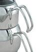 Hisar Mercury Cam Kapaklı Çaydanlık. ürün görseli