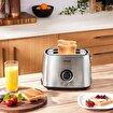 Homend Breadfast  Dijital Göstergeli 1502h Ekmek Kızartma Makinesi. ürün görseli