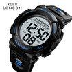 Keep London Unisex Dijital Japon Makine Saat Işıklı. ürün görseli