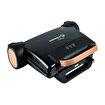 Korkmaz A810-03 Tostema Midi Tost Makinesi Siyah. ürün görseli