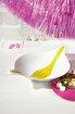 Koziol 3691100 Leaf Beyaz Salata Kasesi. ürün görseli