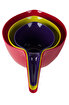 Koziol 3859098 Mixx 3 Renkli Mikser Kabı. ürün görseli