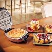 Karaca Funday Silver Waffle Makinesi. ürün görseli