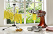 KitchenAid 3P Makarna Silindiri ve Kesici Aksesuar. ürün görseli