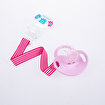 Mamajoo Mini Hediye Seti 250 ml - Pembe. ürün görseli
