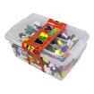 Matrax 250 Parça Flexy Tangles® - Plastik Kapta. ürün görseli