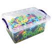 Matrax 500 Parça CRAZY® - Plastik Kapta. ürün görseli