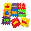 Matrax Eva Puzzle|33x33cm.X 7 Mm.| Taşıtlar. ürün görseli