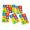 Matrax Eva Puzzle|12x12cm.X 7 Mm.| Harfler Ve Sayılar. ürün görseli