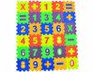 Matrax Eva Puzzle|12x12cm.X 7 Mm.| Matematik Seti. ürün görseli