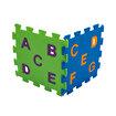Matrax Eva Puzzle|33x33cm.X 7 Mm.| Harf Seti. ürün görseli