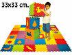 Matrax Polimat Puzzle  33x33cm.X 9 Mm.  Meyveler. ürün görseli