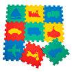 Matrax Polimat Puzzle |33x33cm.X 9 Mm.| Taşıtlar. ürün görseli