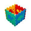 Matrax Polimat Puzzle |33x33cm.X 9 Mm.| Hayvanlar. ürün görseli
