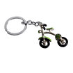 Nektar Yeşil Taşlı Bisiklet Anahtarlık. ürün görseli